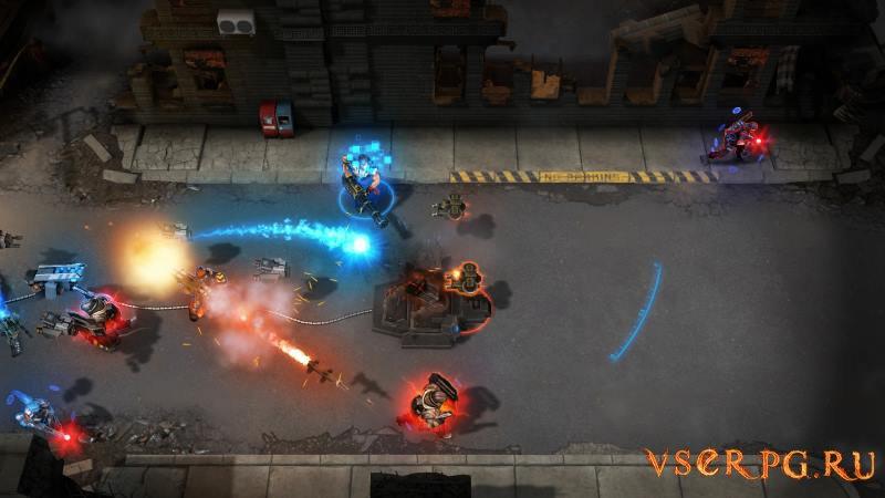Shards of War screen 1