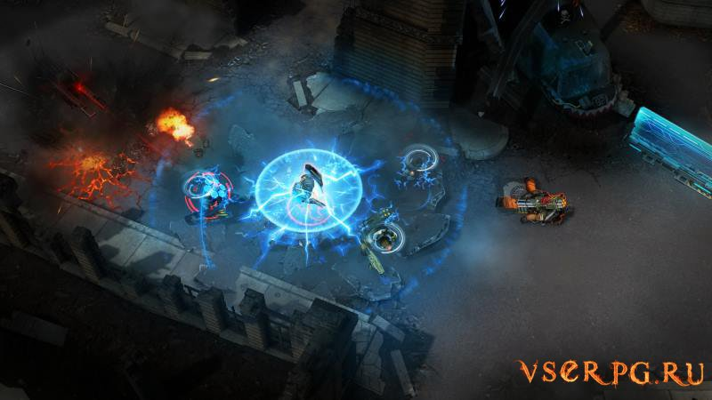 Shards of War screen 3