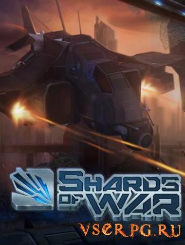Постер игры Shards of War