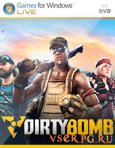 Постер игры Dirty Bomb