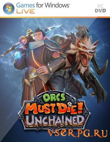 Постер игры Orcs Must Die Unchained