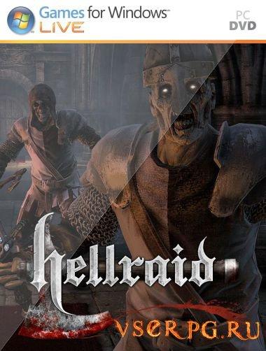 Постер игры Hellraid