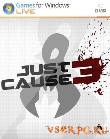 Постер игры Just Cause 3