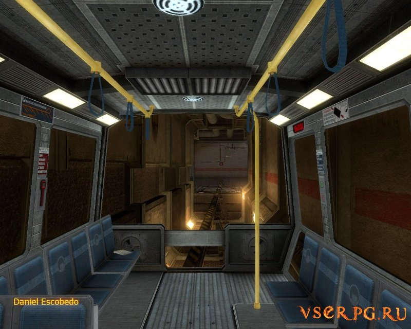 Black Mesa screen 3