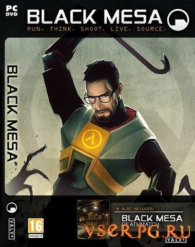 Постер игры Black Mesa