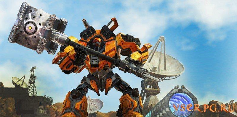 Transformers Universe screen 1