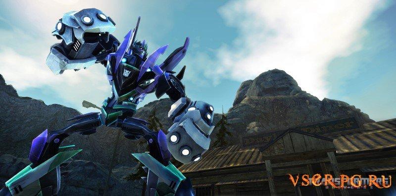 Transformers Universe screen 2