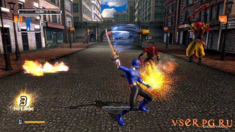 Power Rangers Online screen 2