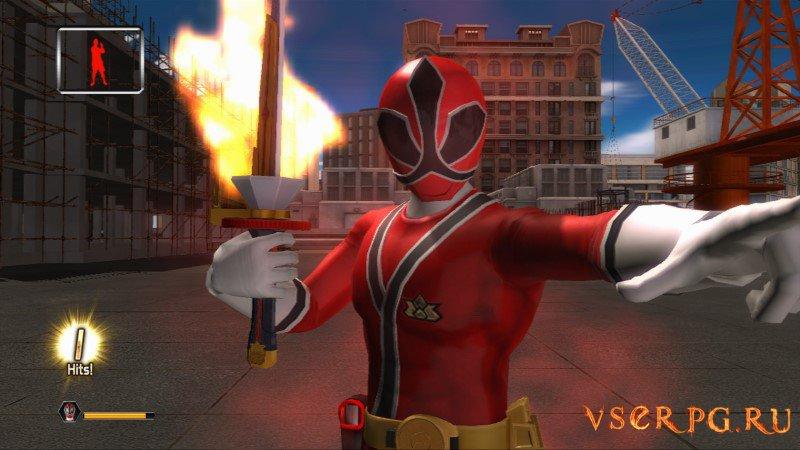 Power Rangers Online screen 1