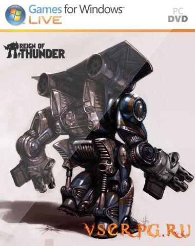 Постер игры Reign of Thunder