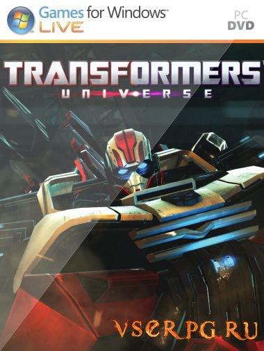 Постер игры Transformers Universe
