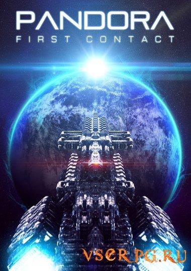 Постер игры Pandora First Contact