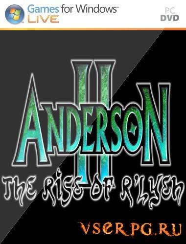 Постер игры Anderson 2 The Rise of R'lyeh