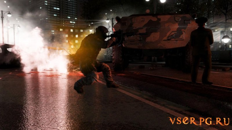 Tom Clancy's Ghost Recon Future Soldier Raven Strike screen 3
