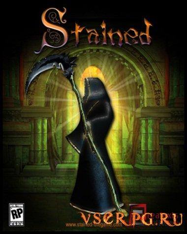Постер игры Stained