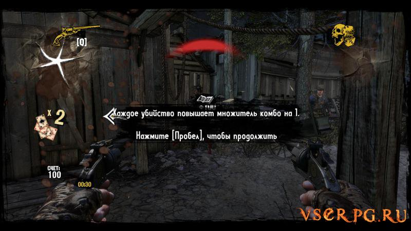 Call of Juarez Gunslinger screen 3