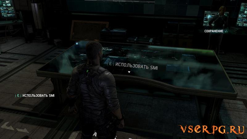 Tom Clancy's Splinter Cell Blacklist screen 3