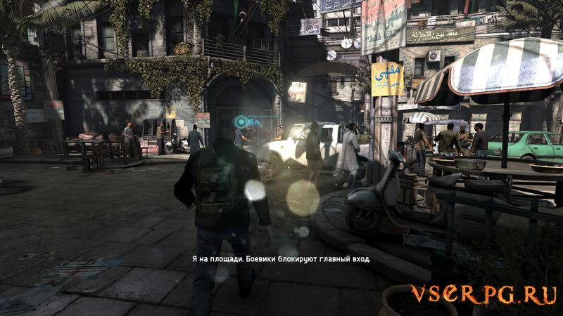 Tom Clancy's Splinter Cell Blacklist screen 2