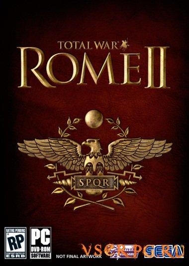 Постер игры Total War Rome 2
