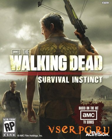 Постер игры The Walking Dead Survival Instinct