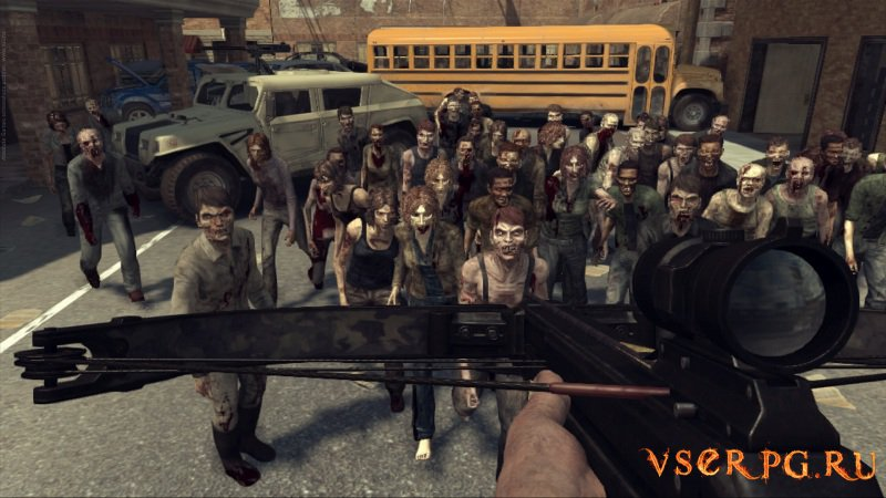 The Walking Dead Survival Instinct screen 2