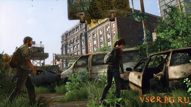 The Last of Us screen 2
