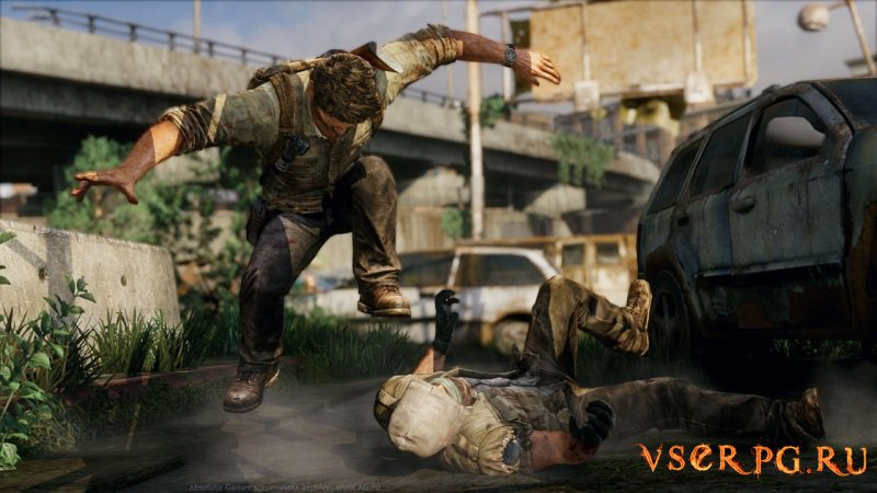 The Last of Us screen 3