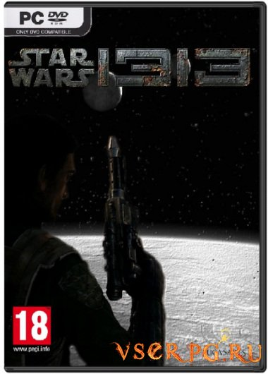 Постер игры Star Wars 1313