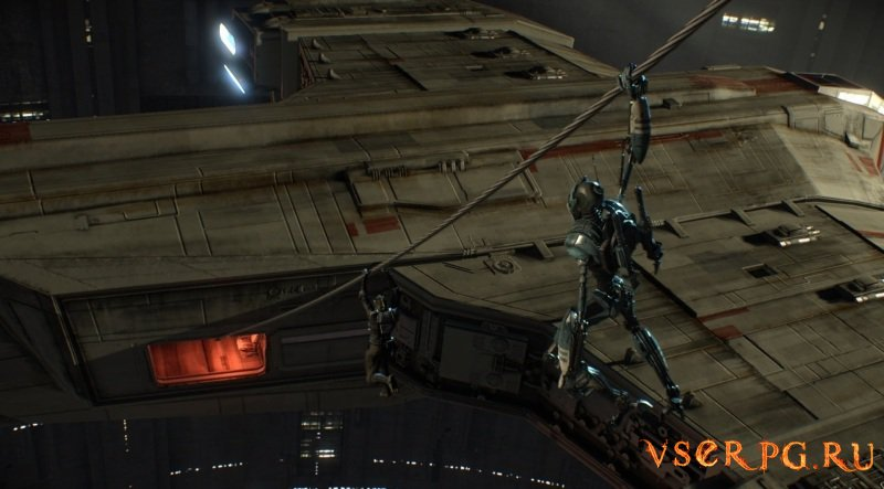 Star Wars 1313 screen 3
