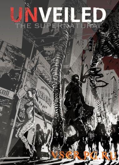 Постер игры Unveiled The Supernatural