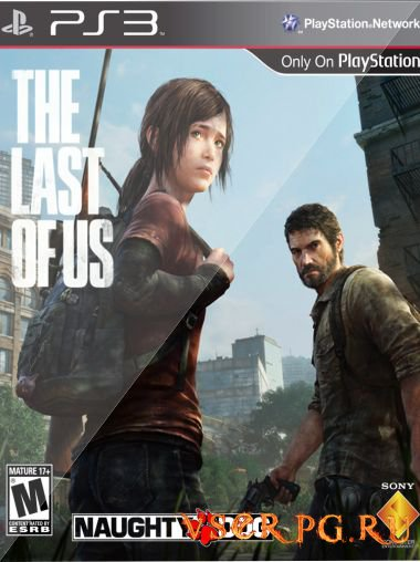 Постер игры The Last of Us [PS3]