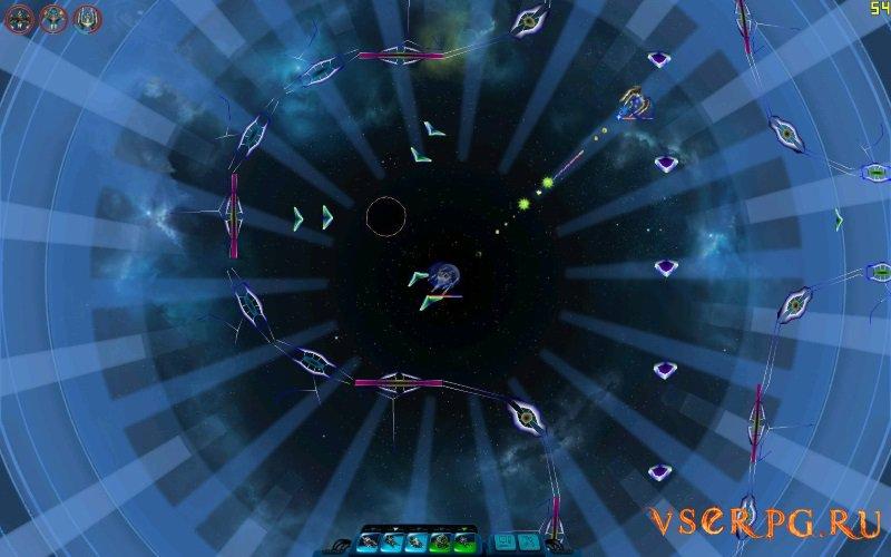 Космические рейнджеры HD: Революция screen 3