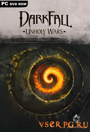 Постер игры Darkfall Unholy Wars