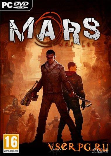 Постер игры Mars War Logs