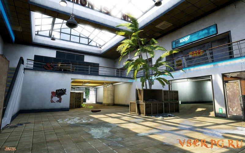 Metro Conflict screen 1