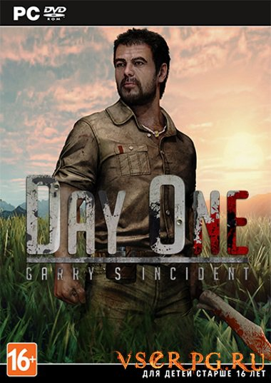 Постер игры Day One Garry's Incident
