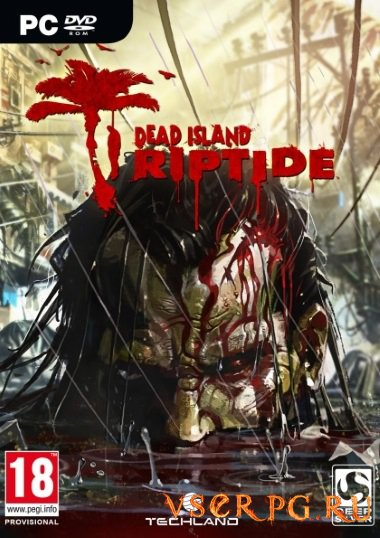Постер игры Dead Island Riptide