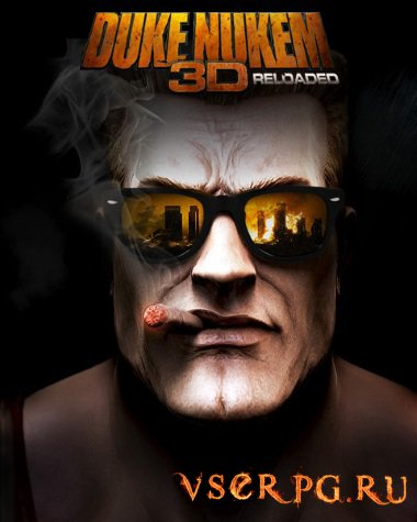 Постер игры Duke Nukem 3D: Reloaded
