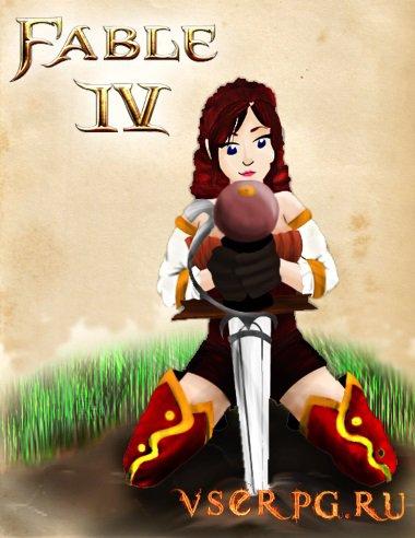 Постер игры Fable 4