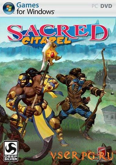 Постер игры Sacred Citadel