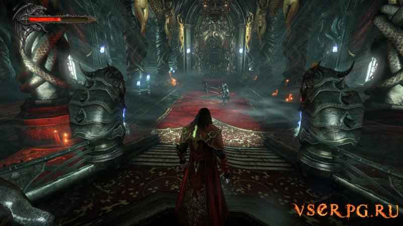 Castlevania Lords of Shadow 2 screen 3