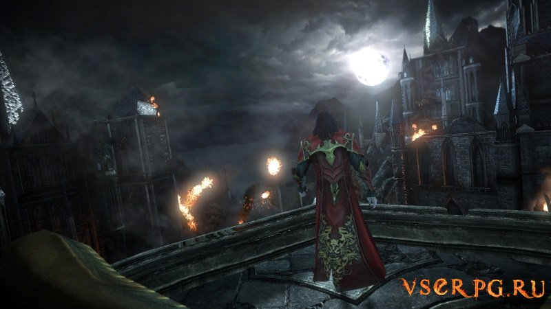 Castlevania Lords of Shadow 2 screen 2