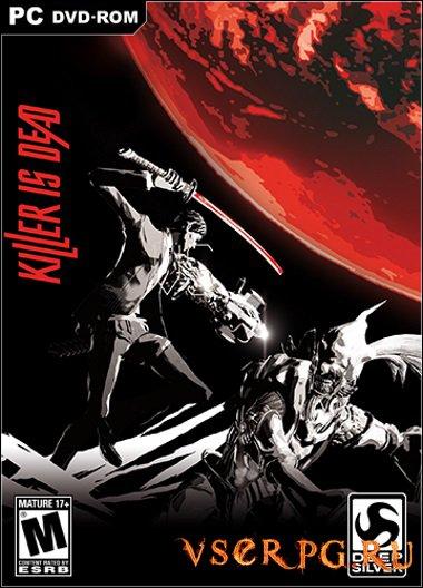 Постер игры Killer is Dead