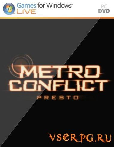 Постер игры Metro Conflict