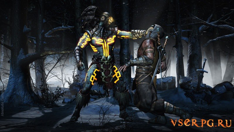 Mortal Kombat X [Xbox One] screen 3
