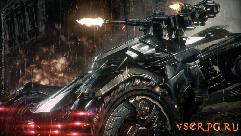 Batman: Arkham Knight screen 2