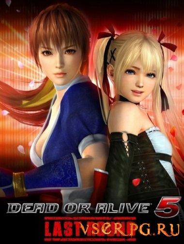 Постер игры Dead or Alive 5: Last Round