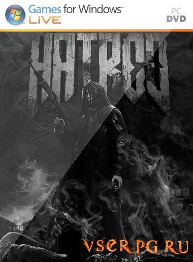 Постер игры Hatred