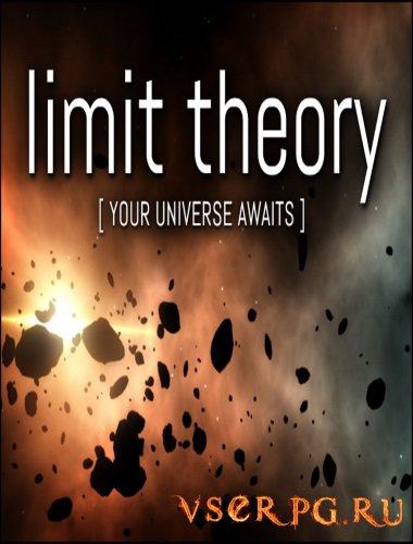 Постер игры Limit Theory