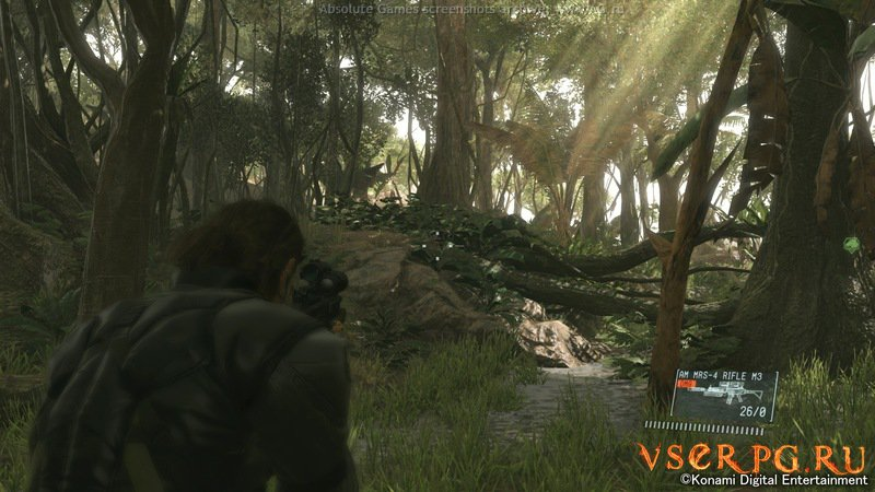 Metal Gear Solid V The Phantom Pain [PC] screen 3